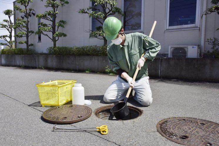 事業所排水検査2